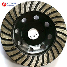 Granite Turbo Cup Wheel